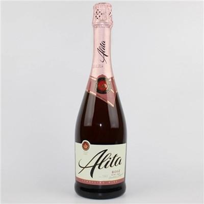 艾丽塔粉红起泡葡萄酒
