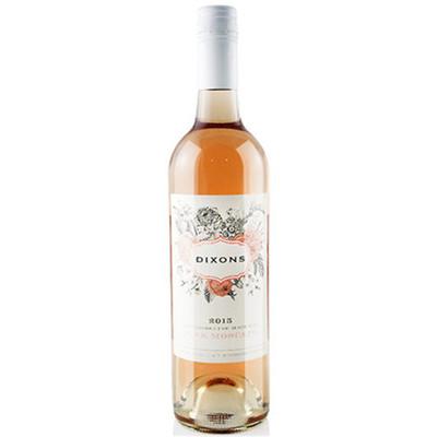 狄神莫斯卡多粉红葡萄酒