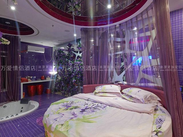 紫色浪漫 215-1