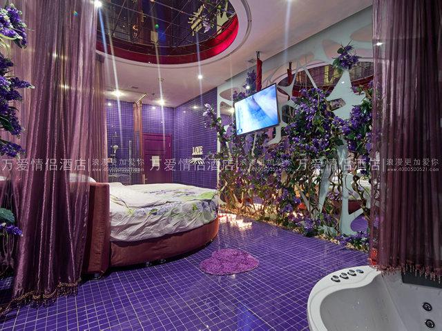 紫色浪漫 215-2