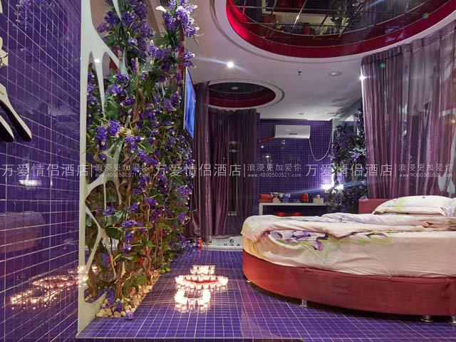 紫色浪漫 215-5