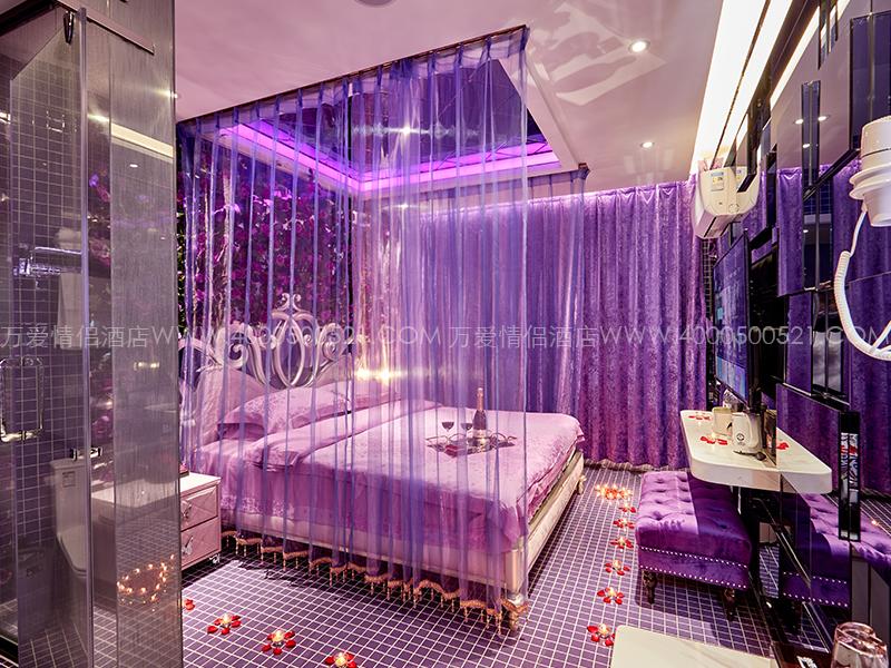 北京马甸店-紫色浪漫 309-1