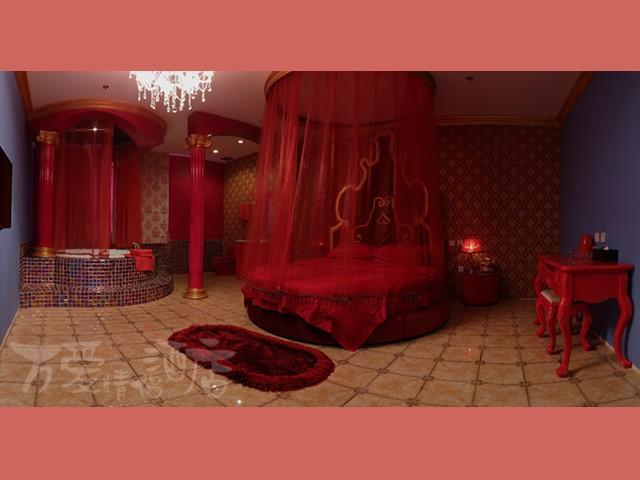 万爱情侣主题酒店