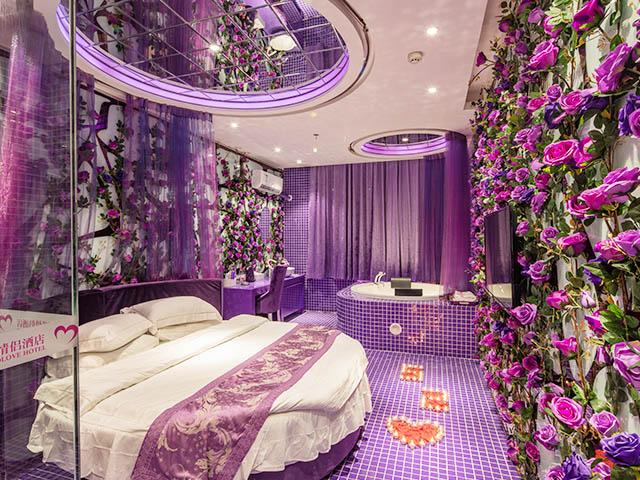 紫色浪漫 301