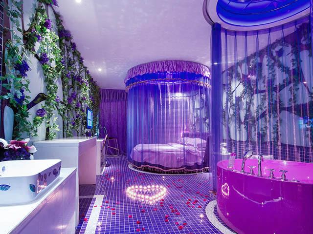 紫色浪漫 2402