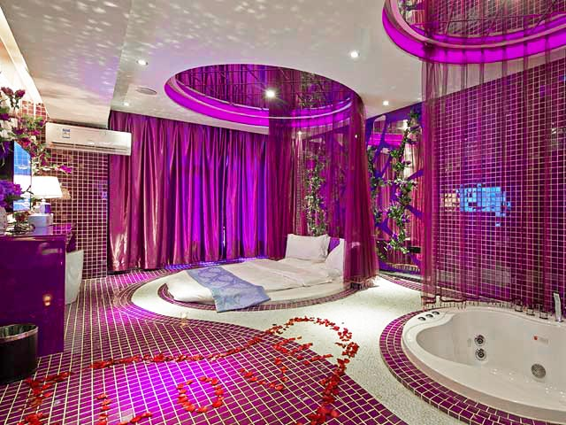 紫色梦幻 405