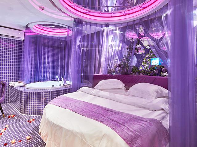 紫色浪漫 507