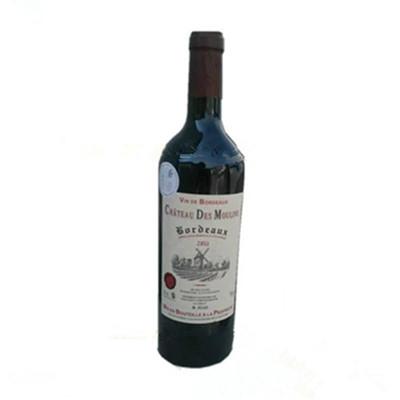 慕兰堡波尔多红葡萄酒